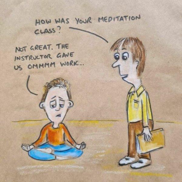 Lunch Bag Cartoons (42 pics)