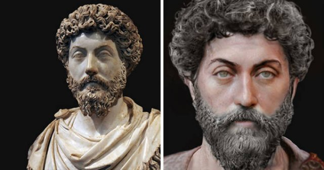 Restored Faces Of Historical Figures (24 pics)