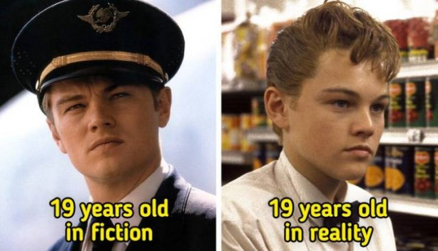 Actors On-Screen Age Differ A Lot From Real Life Age (11 pics)