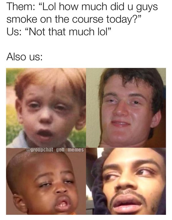 Golf Memes (31 pics)