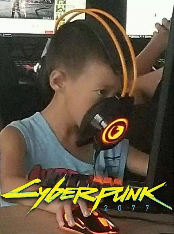 Cyberpunk Memes (48 pics)