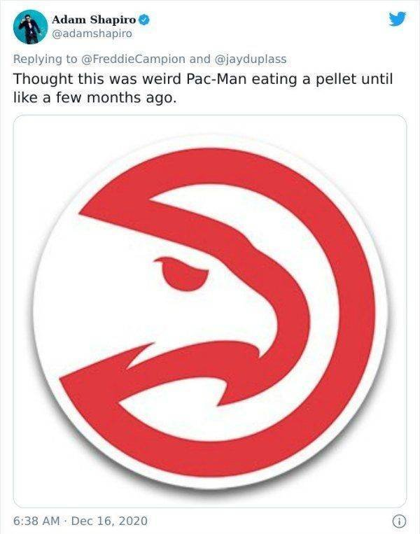People Talk About Famous Logos (30 pics)