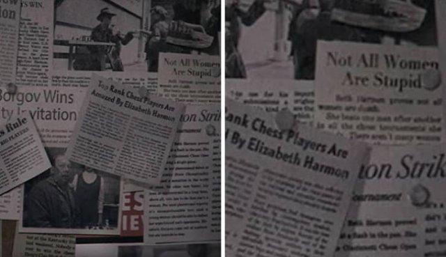 'The Queen's Gambit' Series: Hidden Details (19 pics)