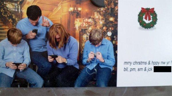 Weird 2020 Christmas Cards (25 pics)