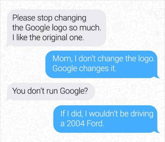 Parents And Modern Technologies (21 pics)