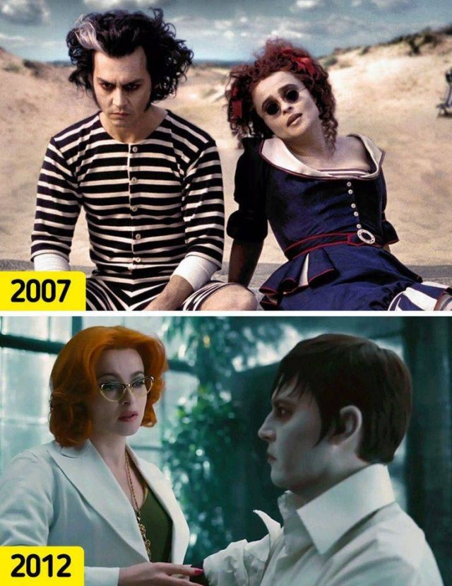 These Actors Pairs Keep Starring In The Same Movies (14 pics)