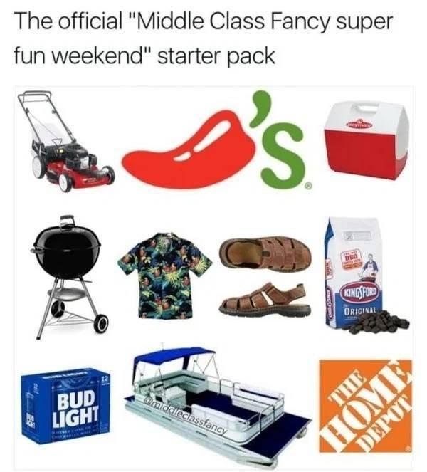 Middle Class Memes (29 pics)