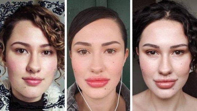 Women Who Said 'No' To Beauty Trends (17 pics)