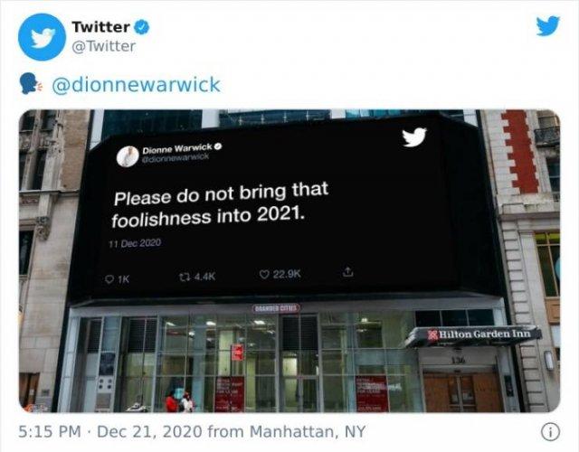 New 2021 Year Tweets (10 pics)