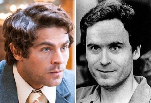 Actors Who Played Real People (23 pics)