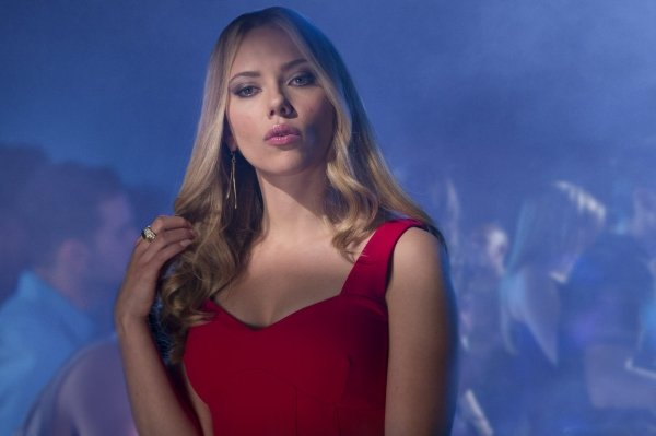 Scarlett Johansson's Hot Movie Roles (21 pics)