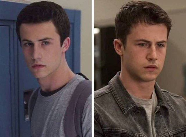 How Famous TV Series Characters Look In Their First And Last Episodes (19 pics)