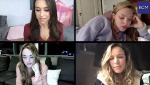 Warm Celebrity Reunions (26 pics)