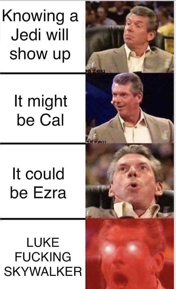 'Mandalorian' Series Memes (40 pics)