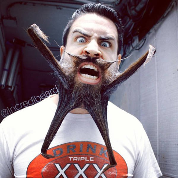 Fantastic Beard Designs (22 pics)