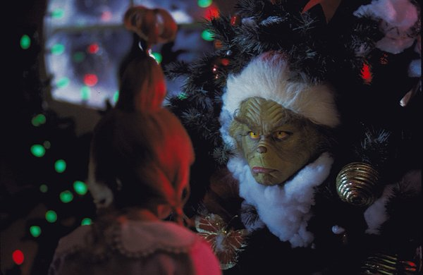 'The Grinch Who Stole Christmas' Facts (11 pics)