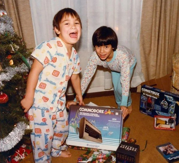 Time For Nostalgia: Christmas Gifts (37 pics)