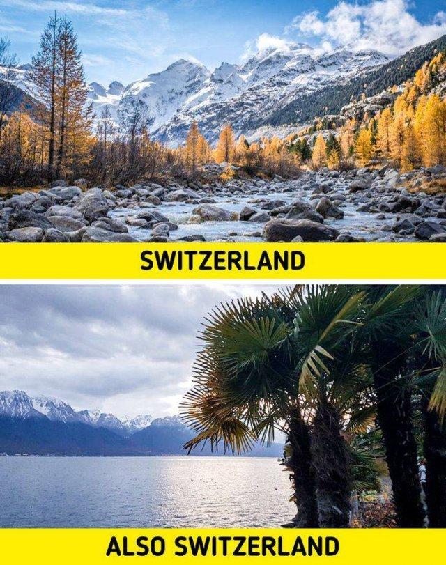 Life In Switzerland (35 pics)