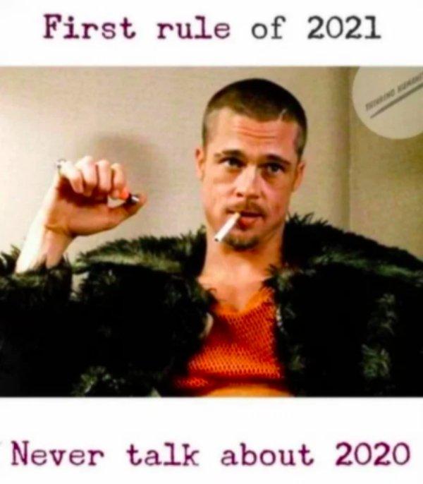 New Year 2021 Memes (28 pics)