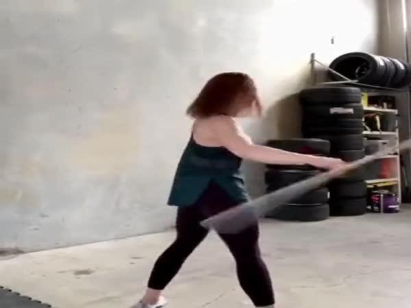 Female Donatello