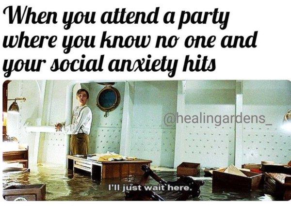 Introvert Memes (30 pics)