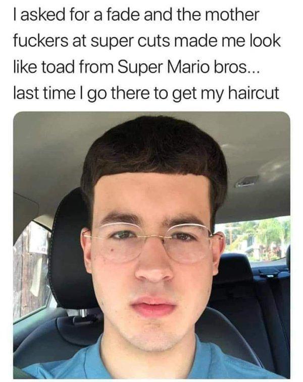 Weird Hairstyles (34 pics)