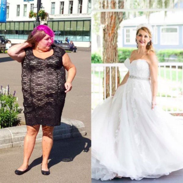 Women Show Off Their Transformations (26 pics)