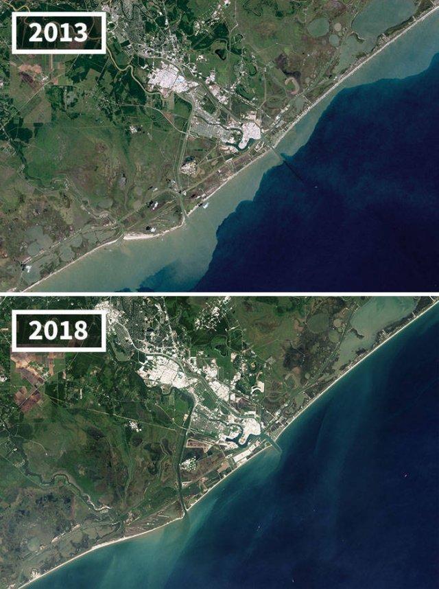 NASA: Global Climate Changes (20 pics)