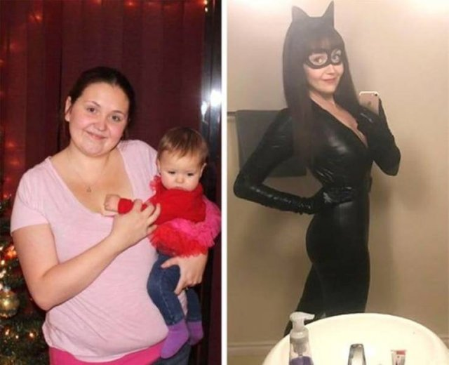 Amazing Weight Loss (50 pics)