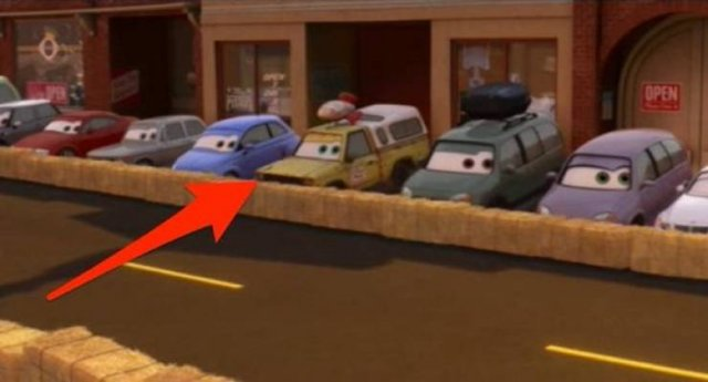 You May Find 'Pizza Planet' Trucks In Almost Every 'Pixar' Movies (22 pics)