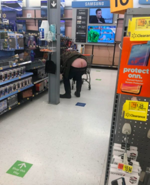 Walmart Visitors (23 pics)