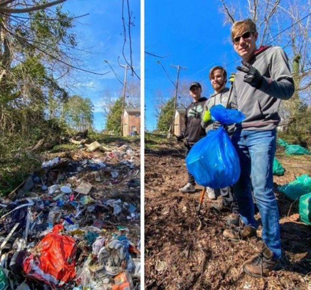 People Who Clean And Safe Our Planet (20 pics)