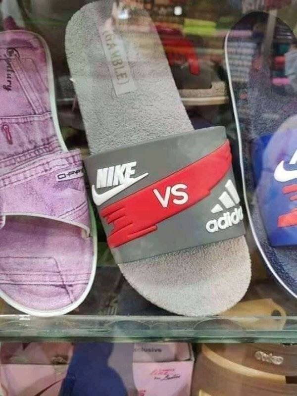 Fake Brands (30 pics)