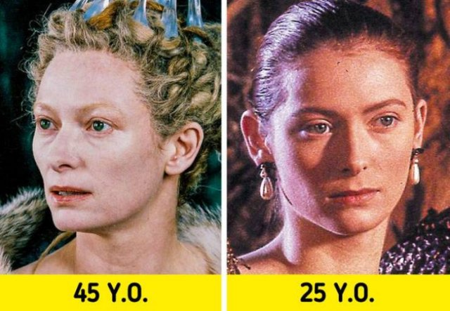 Young Actors Photos Who Played Famous Movie Villains (10 pics)