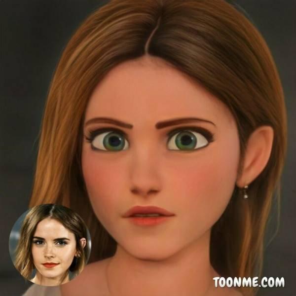 App That Transforms You Into A Cartoon Character (27 pics)