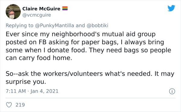 Good Food Bank Donation Guides (24 pics)