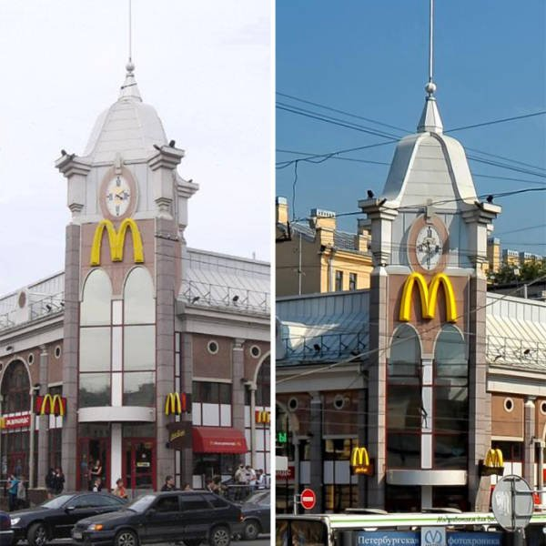 World's Most Amazing McDonald's Restaurants (35 pics)