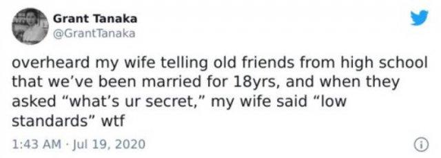 Married Life Tweets (47 pics)