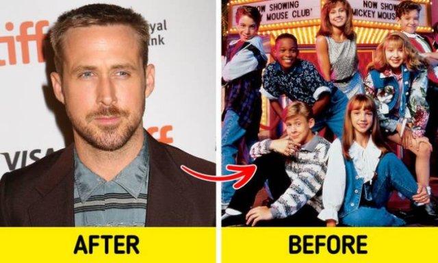 Celebrities First Performances (10 pics)
