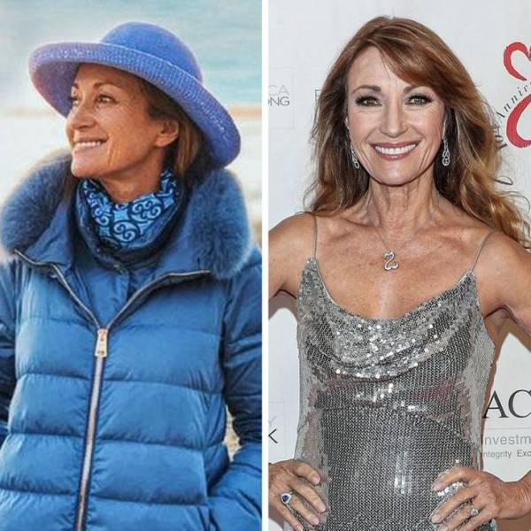 Celebrities Over 60: On A Red Carpet And In Everyday Life (17 pics)