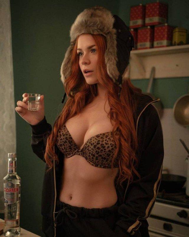 Hot Russian Cosplayer (26 pics)