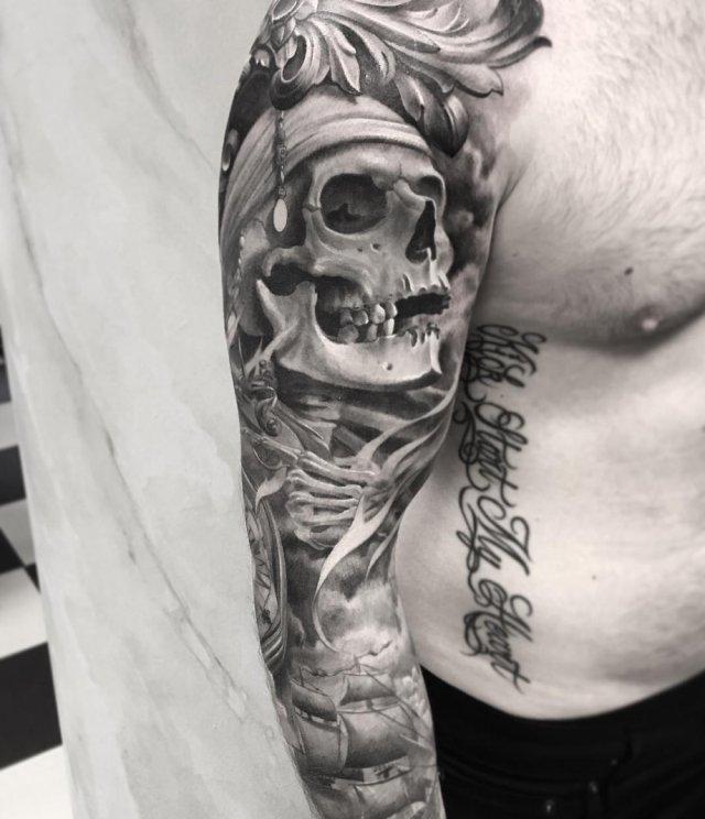 Hyper-Realistic Tattoos (38 pics)