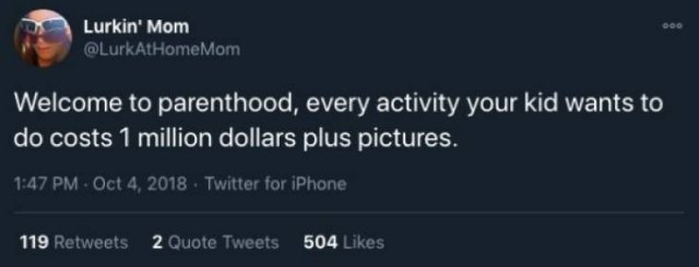 تغريدات عن الأبوة (24 صورة)