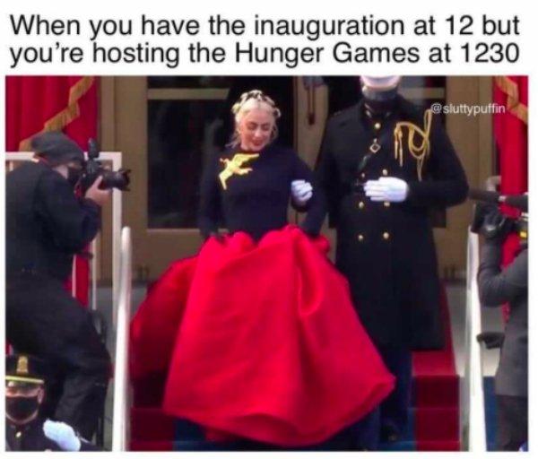 Biden's Inauguration Memes (29 pics)