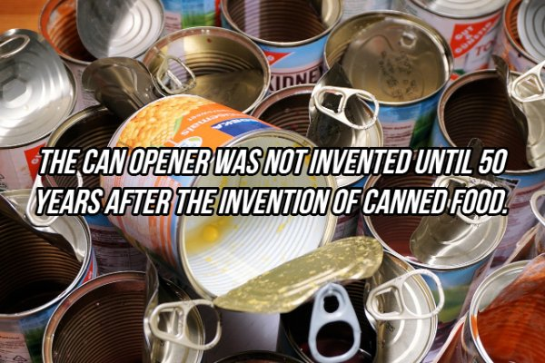 Things You Didn't Know (20 pics)