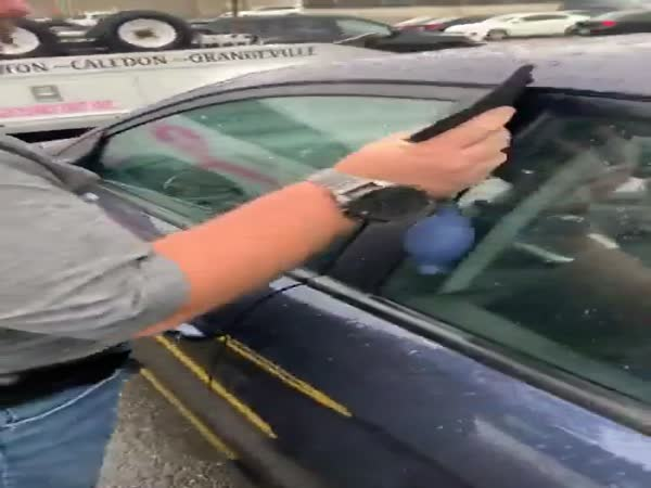 How To Open The Car If You Locked Your Keys Inside