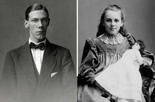 How People Looked At The Beginning Of The XX Century (20 pics)