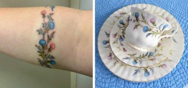 There Is A Story Behind Each Tattoo (19 pics)