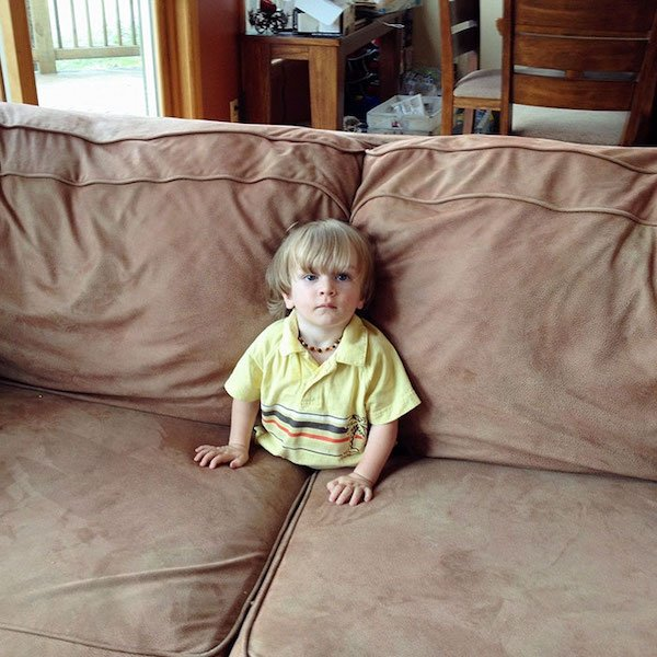 Living With Children (30 pics)