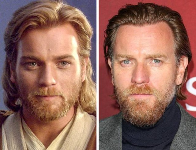 Celebrities Who Refused Aging (15 pics)